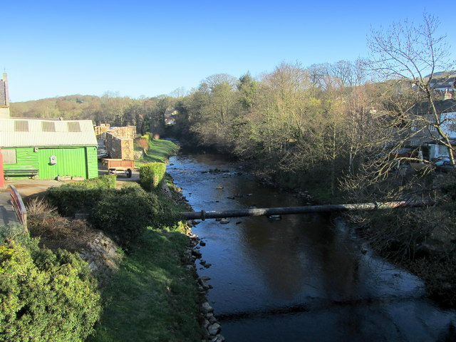 River Nidd below Summerbridge