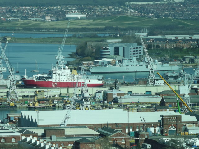 Hm Naval Base Portsmouth 169 Colin Smith Geograph
