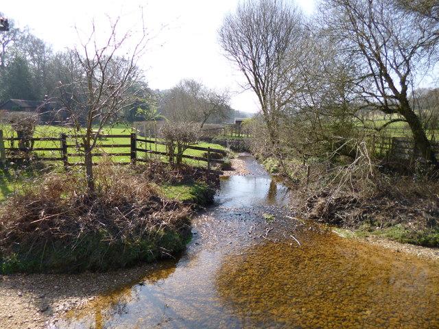 Gorley, Huckles Brook