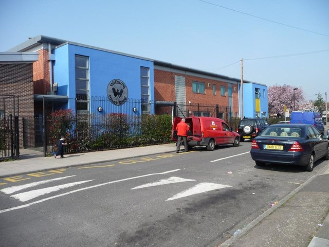 Wilbury Primary School, Weir Hall Road