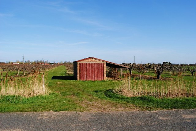 The Old Apple Shed