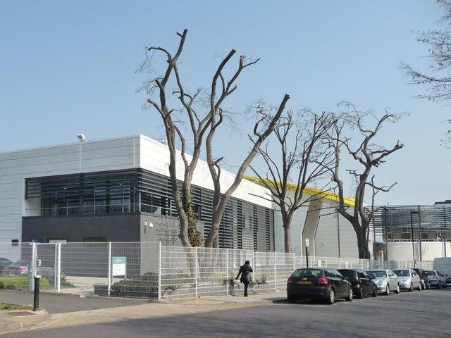 Haringey Sixth Form Centre, Tottenham