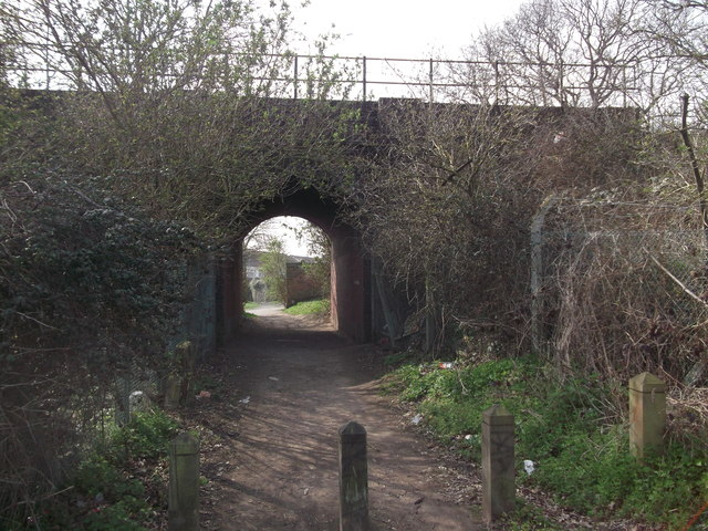 Subway / tunnel to Woolett Road, Sittingbourne