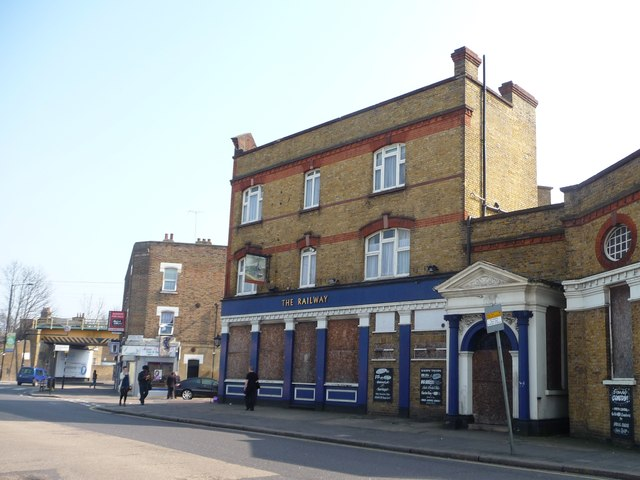 The Railway, White Hart Lane