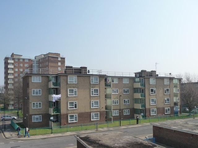Flats on Love Lane