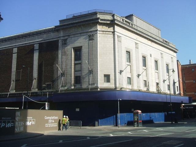 Former Odeon Cinema - Oxford Road