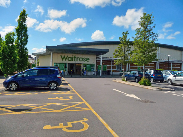 Romsey - Waitrose Superstore