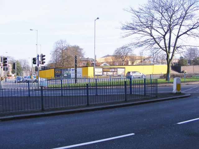 Peal House Site