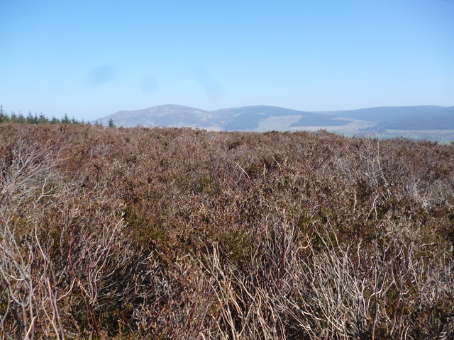 View from Torr Righ Mor