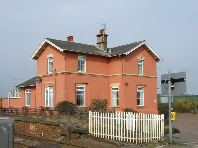 Former Speeton Station House