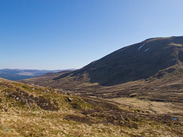 View towards Gleann Muilinn