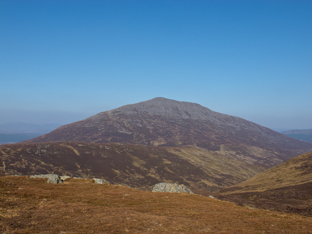 Northern slopes of Carn Mairg