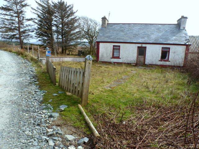 Cottage near Ivy Bridge