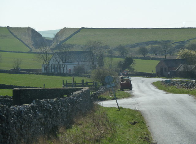 Lane to Parsley Hay