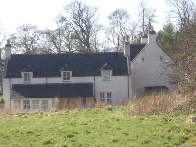 Balnacraig House