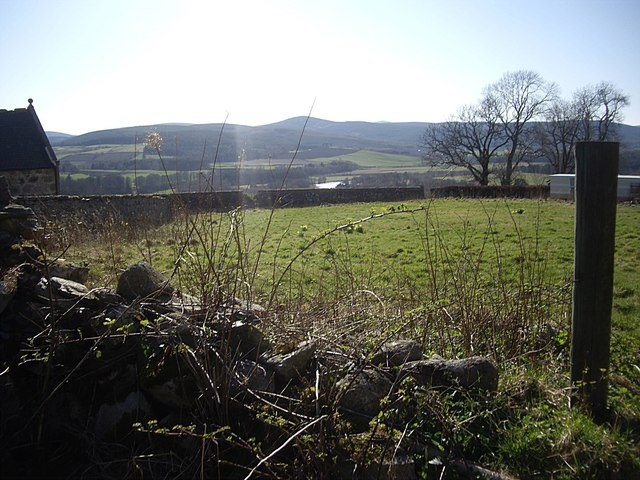 A view towards the River Dee
