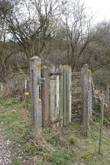 An old Kissing Gate