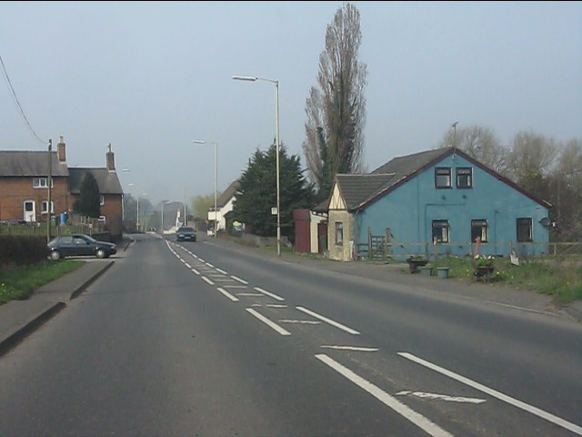 A41 in Grindley Brook