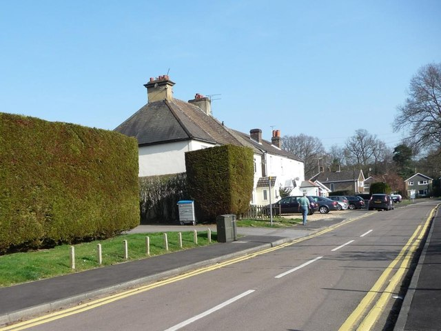 Chart House Road, off Station Approach