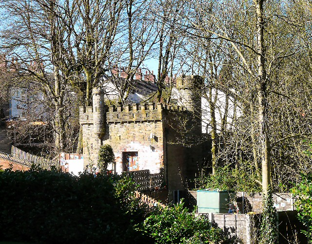 Brookbank Folly Castle
