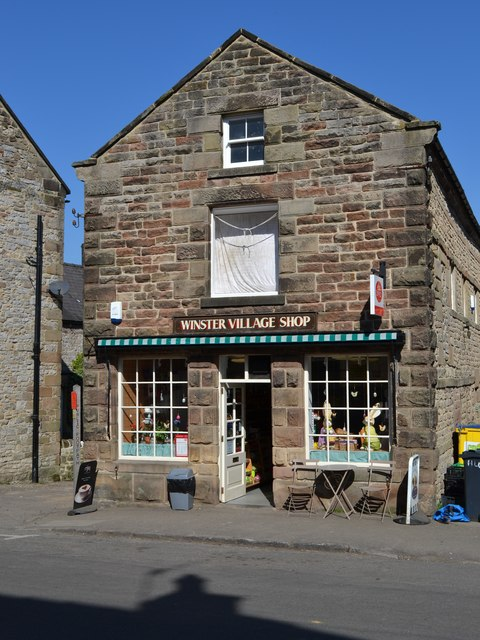 """Winster Village Shop"", Winster"