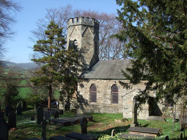 Llangelynin New Church (1)