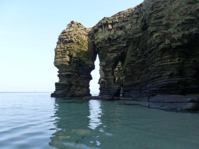 Otter Geo Archways