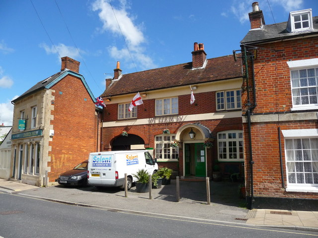 Romsey - William IV Public House