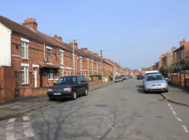 Hungerford Avenue