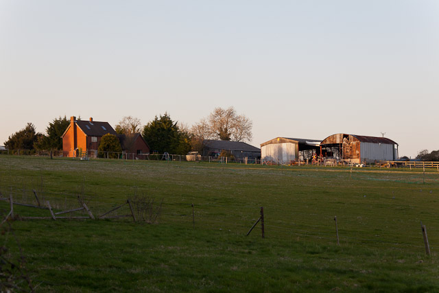 Blacksmiths Farm, Owslebury