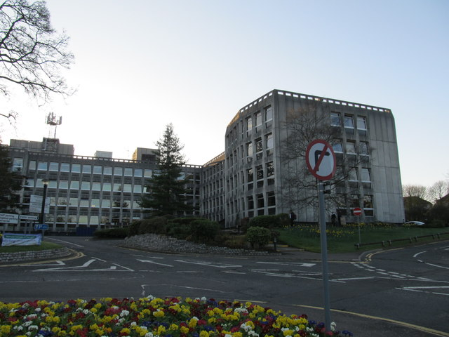 Council Offices, Stirling
