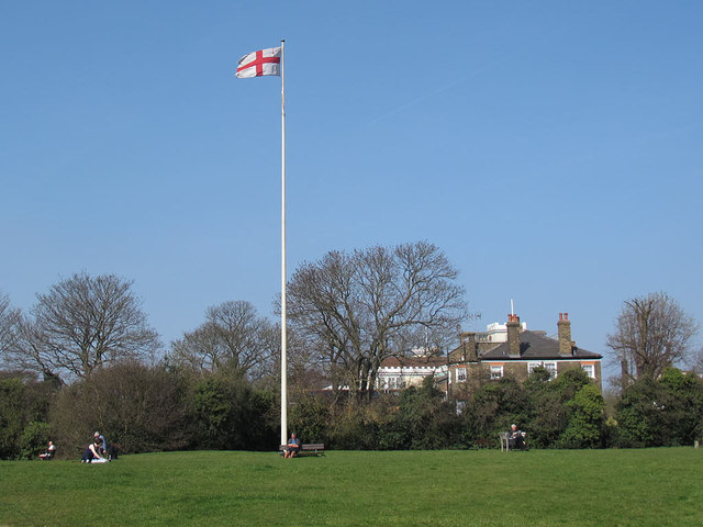 City Of London Flag 169 Stephen Craven Geograph Britain