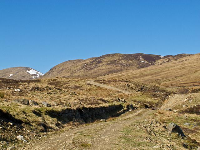 Track to Gleann Muilinn