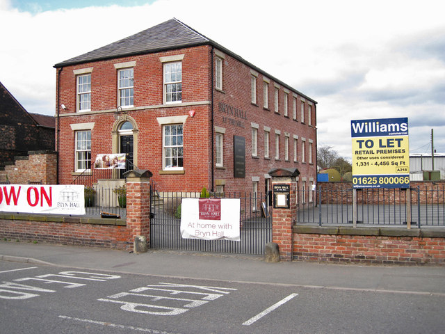Former mill building, West Heath