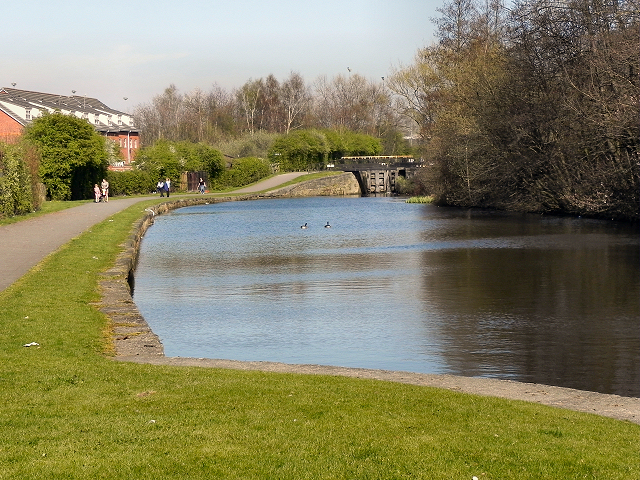 Leeds and Liverpool Canal, Lower Ince