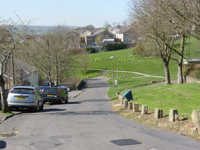 Studfield Hill near Studfield Rise