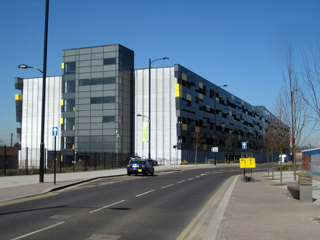Merchant Gate Car Park, Mulberry Way