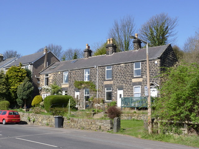 Cottages on Loxley Road