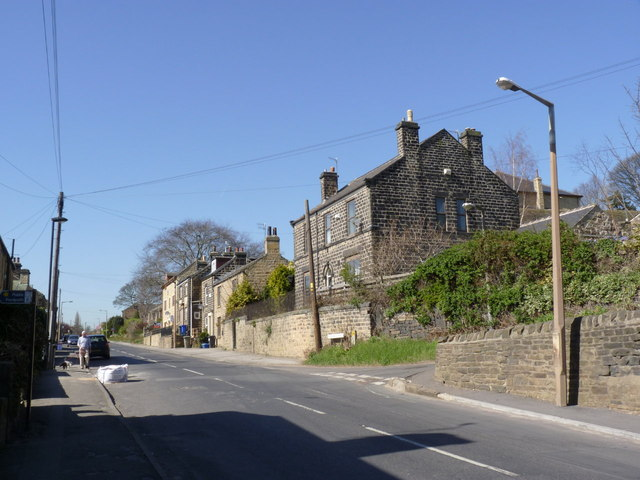 Loxley Road at Studfield Hill