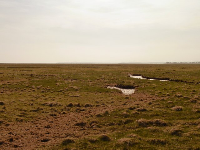 Mudflats by Wigtown