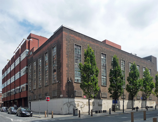 Former Royal Telephone Exchange, Seel Street, Liverpool