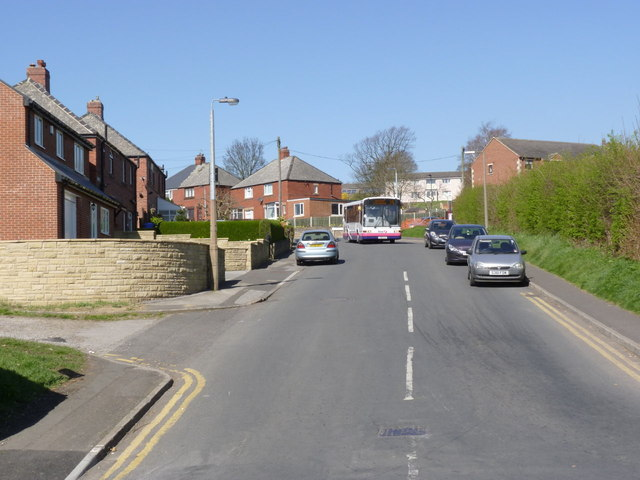 Chase Road, Loxley