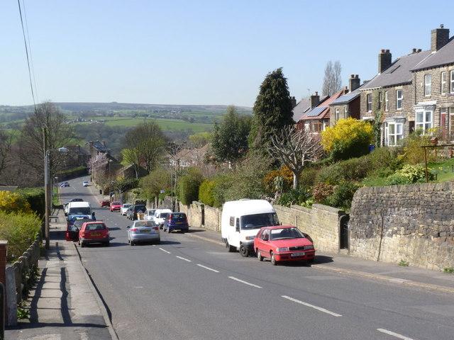 Rodney Hill, Loxley