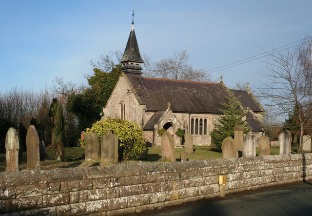 St John's Church, Burwardsley