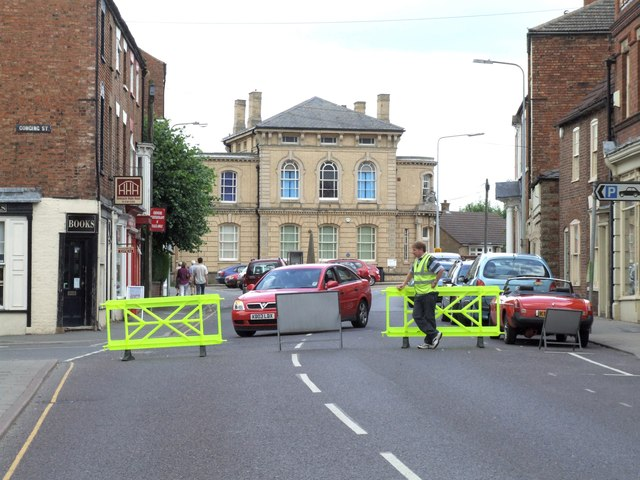 North Street, Horncastle