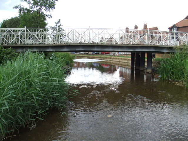 River Bain, Horncastle