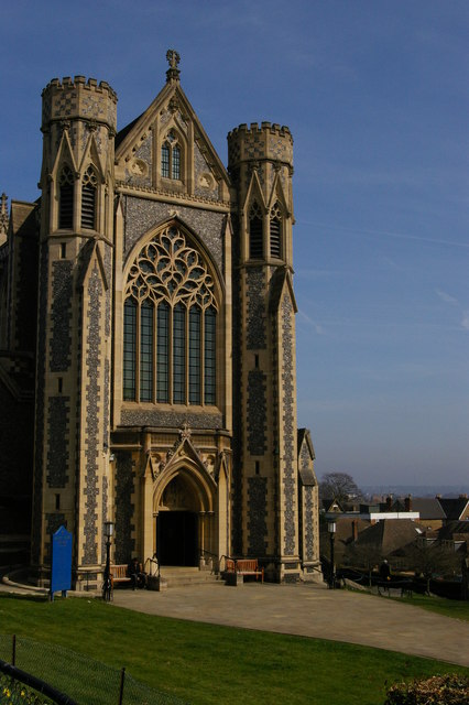 Church of the Sacred Heart, Edge Hill, Wimbledon