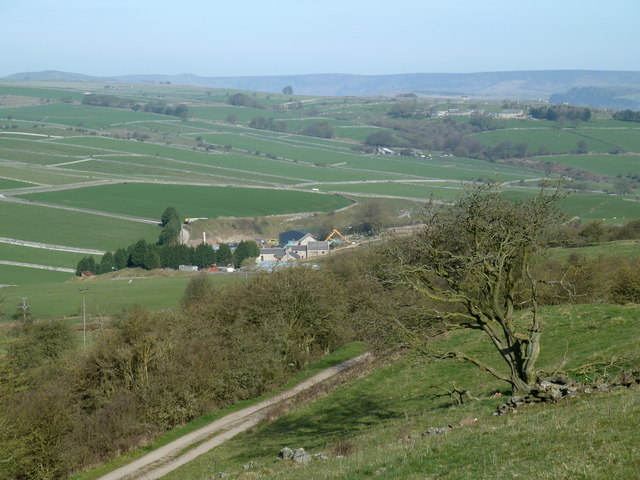 Above Nether Water Farm