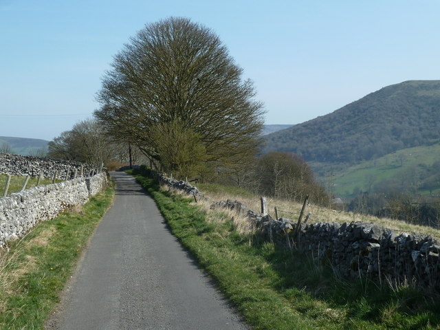 Jeffrey Lane towards Bradwell