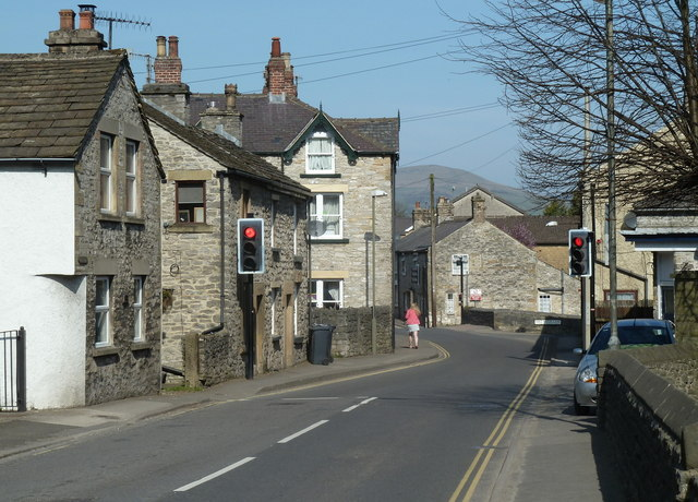 Church Street, Bradwell